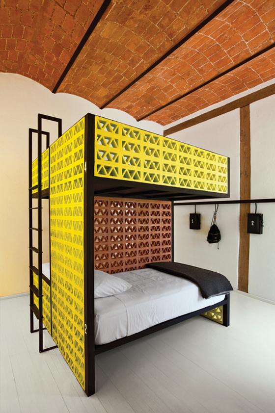 Using Lattice Brick Blocks To Create Bunk Beds The Architectonista
