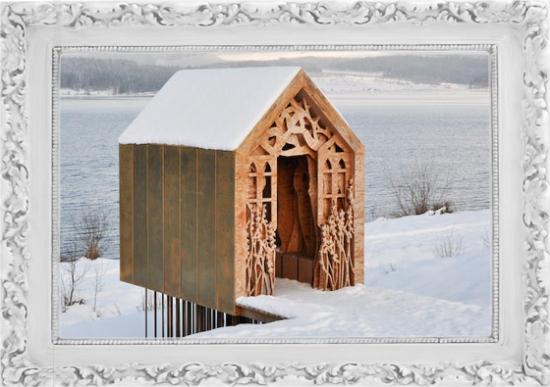 Contemporary Cabin_10