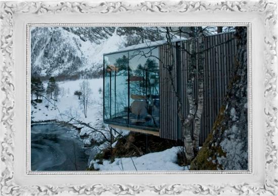 Contemporary Cabin_5