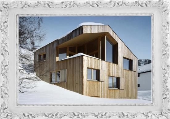 Contemporary Cabin_7