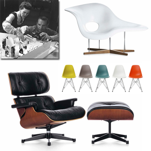 1_Charles and Ray Eames_designer couples